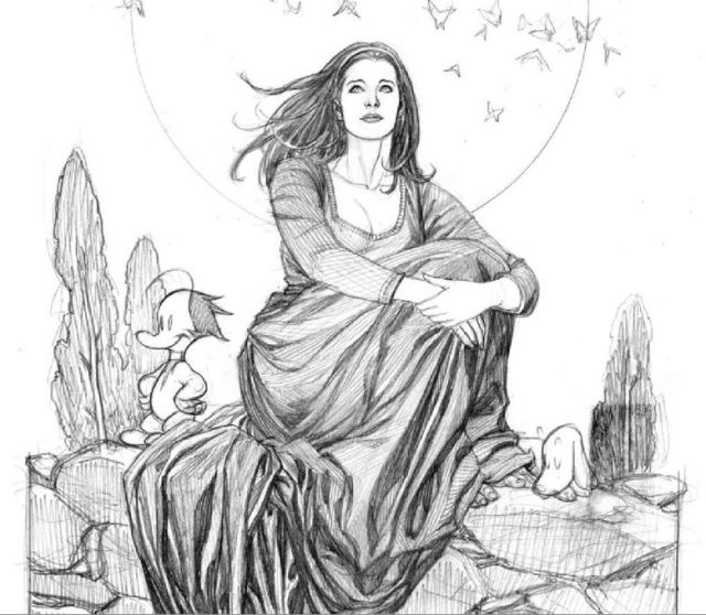Frank Cho Women Book Two excerpt A