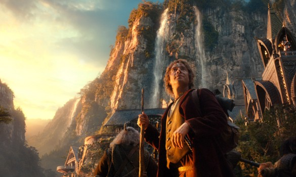 The Hobbit gets a few but not enough Oscar nominations