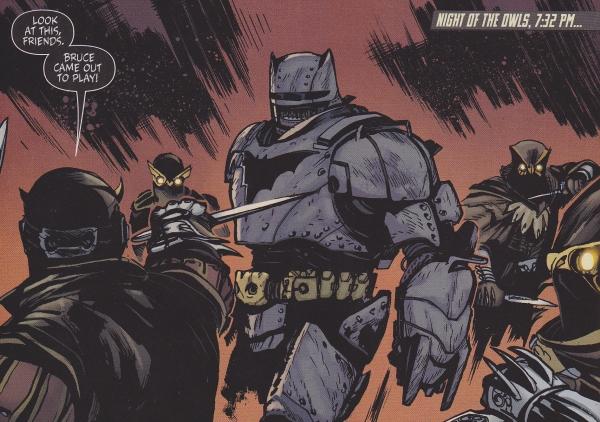 Bat armor