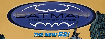 Batman Inc logo