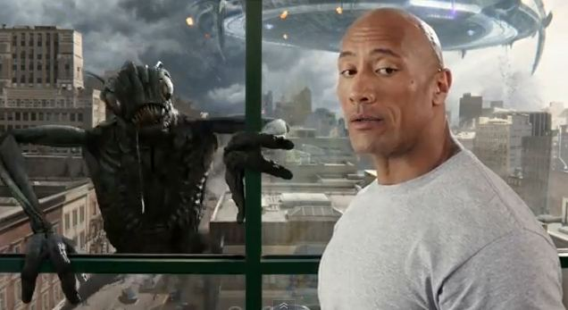Dwayne Johnson Milk Super Bowl