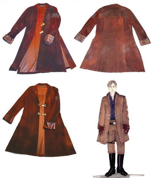 Firefly-Browncoat creation