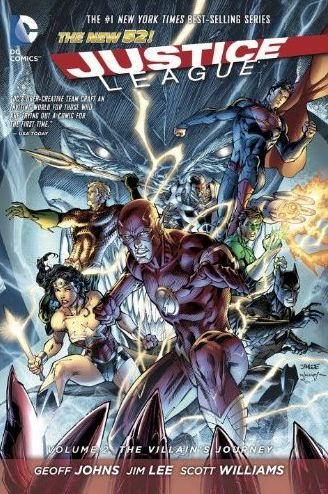 Justice League Volume 2 cover