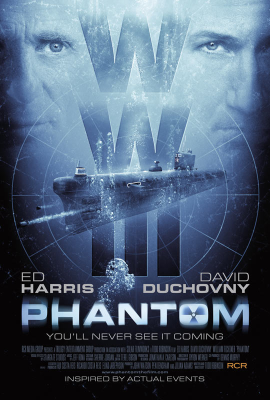 Phantom 2013 theatrical poster