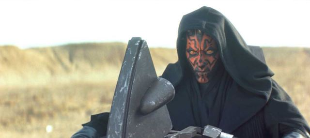 Ray Park as Darth Maul