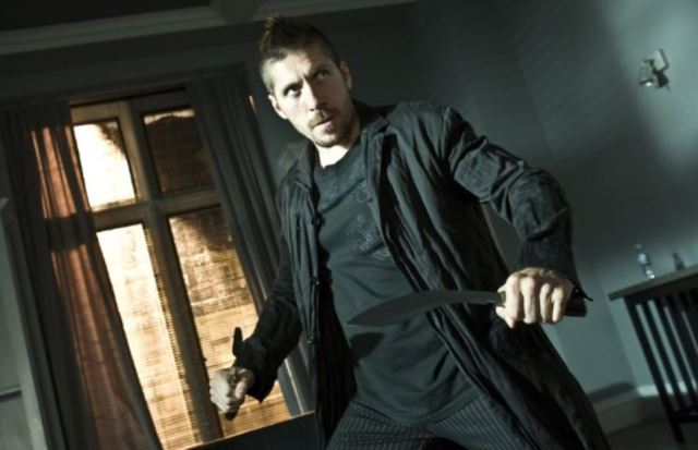 Ray Park as Edgar on Heroes