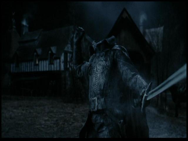Ray Park as Headless Horseman