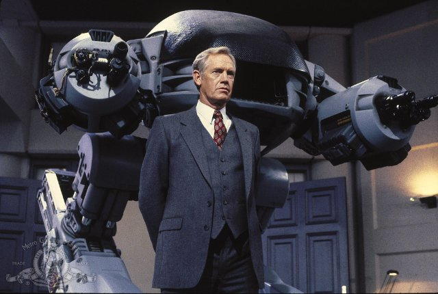 RoboCop with Ronny Cox