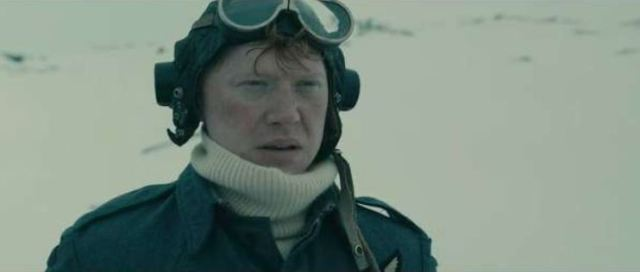 Rupert Grint stars as downed WWII pilot in Into the White