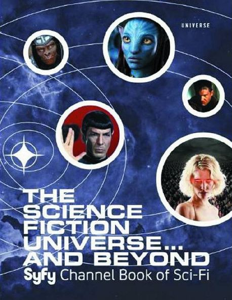 Syfy Channel Book of Sci-Fi cover