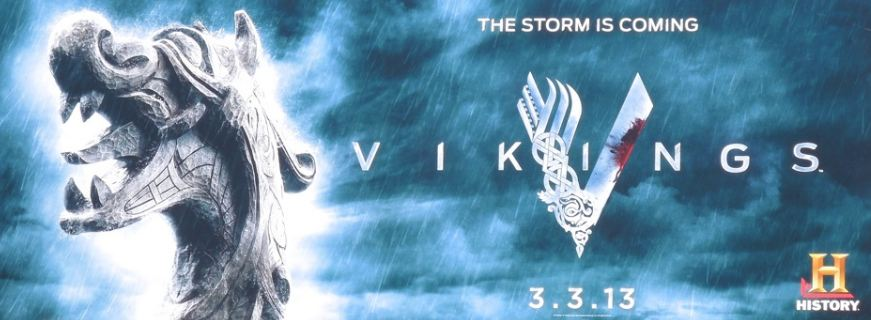 New Vikings series coming soon to the History Channel | borg