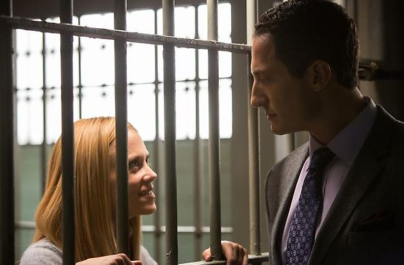 Adalind and Renard