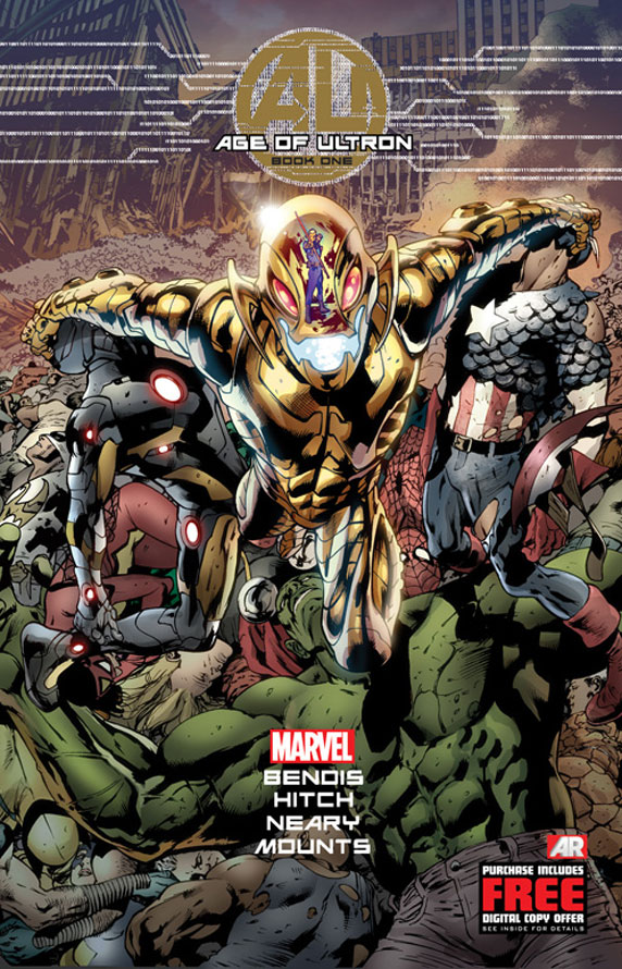 Comics Age of Ultron