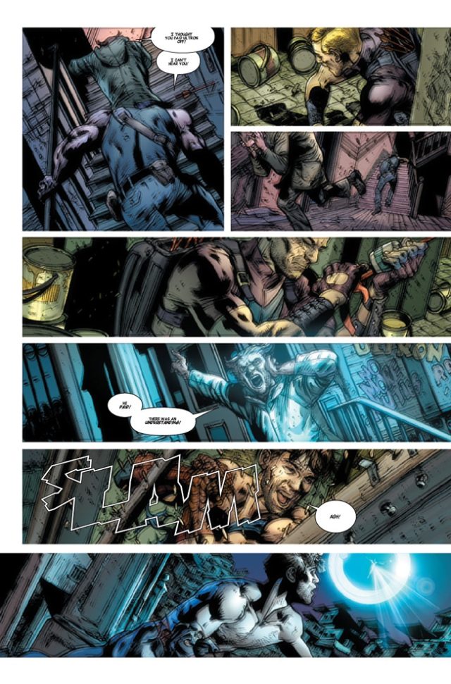 Age Ultron Book One preview page two