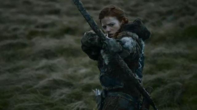 Game of Thrones - Season 3 Ygritte Rose Leslie