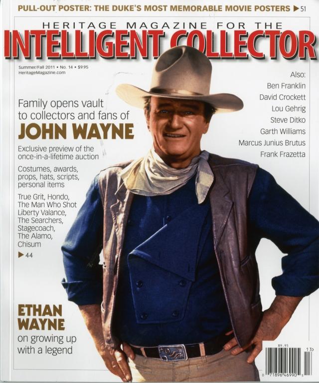 intelligent collector magazine