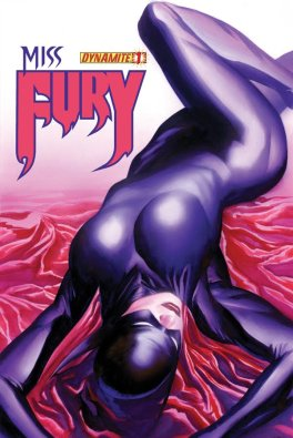 Miss Fury #1 Alex Ross incentive cover