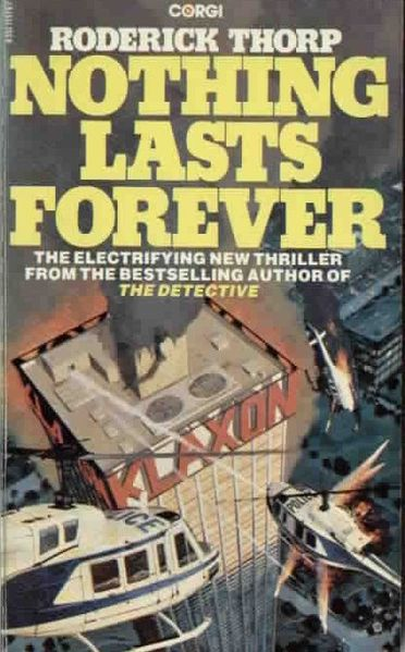 Nothing Lasts Forever original 1979 edition