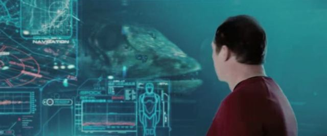 Scotty - there is always a bigger fish