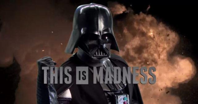 Vader Madness