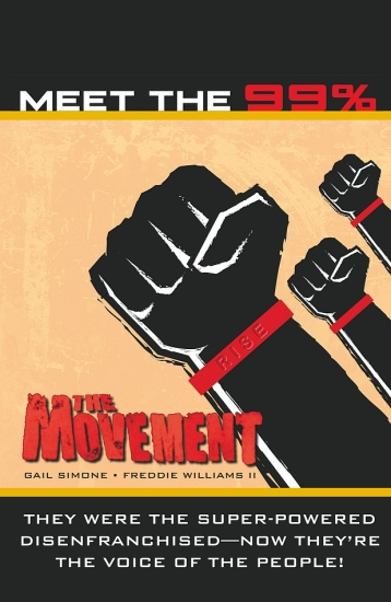 Williams and Simone The Movement cover art