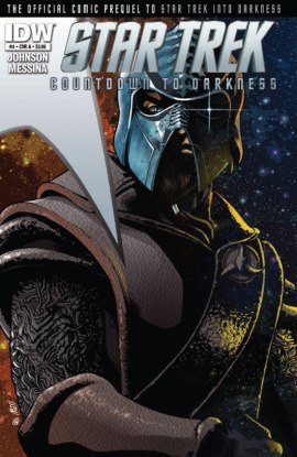 Countdown to Darkness Issue 4 cover