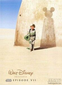 MAD-Magazine-Star-Wars-Disney-Poster