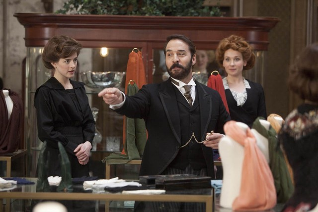 Mr Selfridge Jeremy Piven