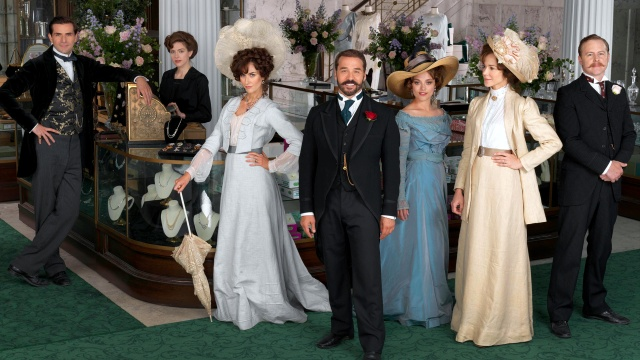Mr Selfridge promo