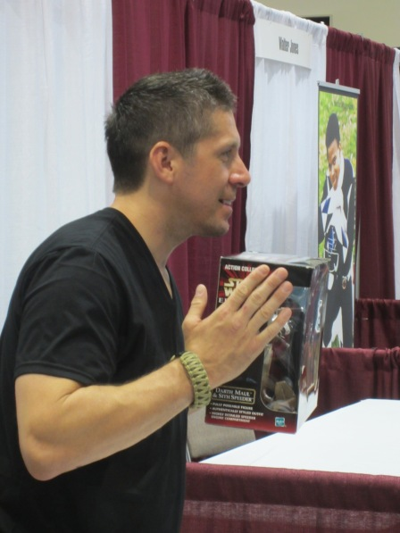 Ray Park at Planet Comicon 2013