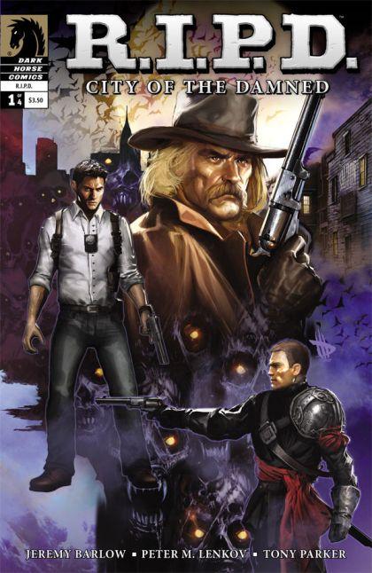 RIPD comic book prequel