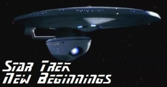 Star Trek New Beginnings