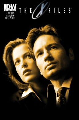 XFiles Season 10 cover A