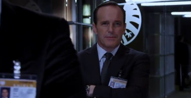 Agent Coulson is back