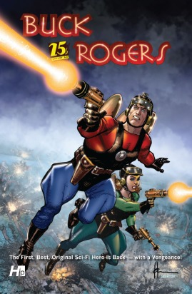 Buck_Rogers_Poster Howard Chaykin