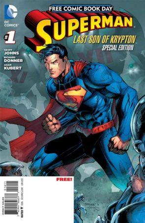 FCBD DC Comics 2013