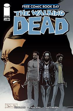 FCBD Walking Dead 2013