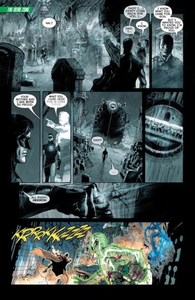 Green Lantern 20 page 21