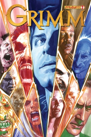Grimm 1 Alex Ross cover