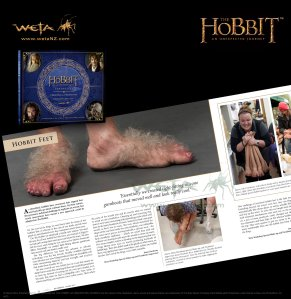 hobbitbookchronicles2SPREADHobbitFeet2