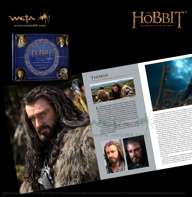 hobbitbookchronicles2SPREADThorin2