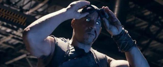 Riddick movie