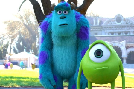 Sulley and Wazowski