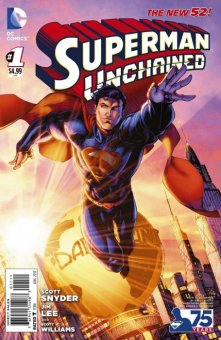 Alt b Superman Unchained 1