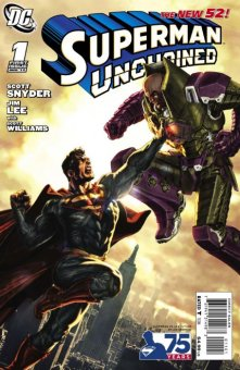 Alt Bermejo Superman Unchained 1