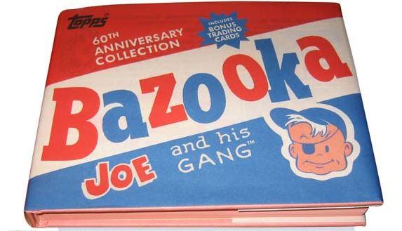 Bazooka book