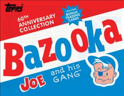 Bazooka Joe 60th Anniversary
