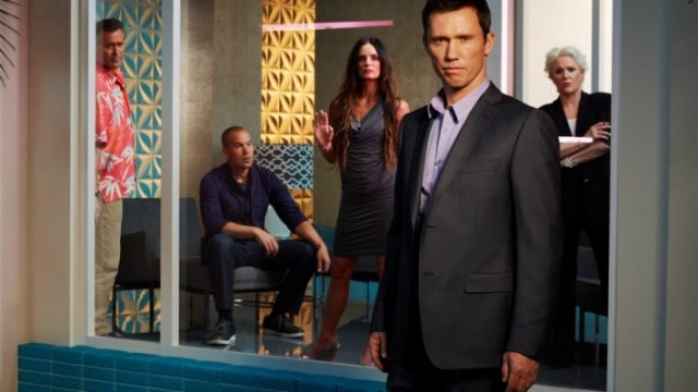 Burn Notice Season 7 cast photo