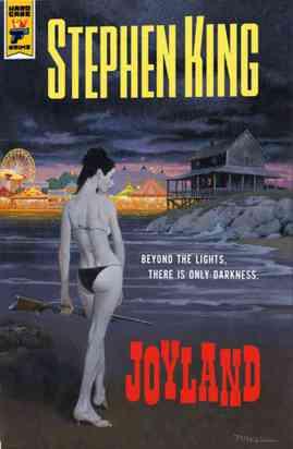 Joyland alternate cover