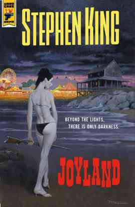 Joyland alternate cover